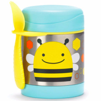 Zoo Insulated Food Jar Bee