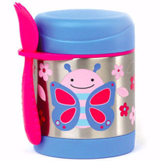 Zoo Insulated Food Jar Butterfly