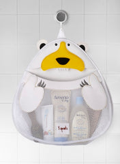 Bath Storage Polar Bear