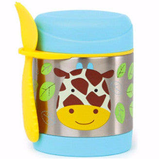 Zoo Insulated Food Jar Giraffe