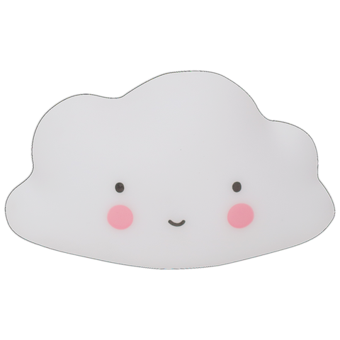 Cloud Bath Toy