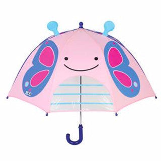 Little Kid Zoobrella Butterfly