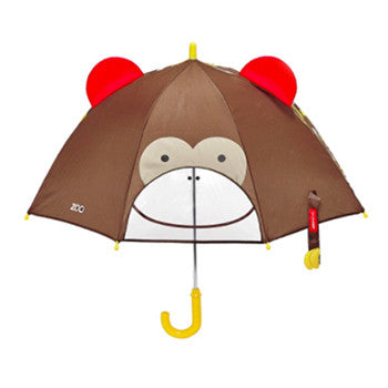 Little Kid Zoobrella Monkey