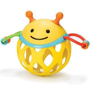 Roll Around Rattle Bee