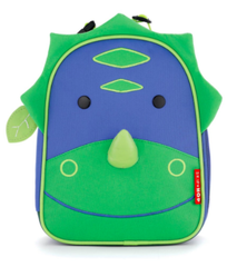 Zoo Lunchie Insulated Lunch Bag Dino