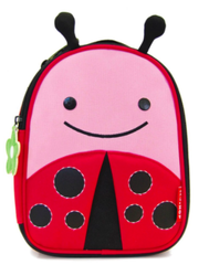 Zoo Lunchie Insulated Lunch Bag Ladybug