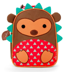 Zoo Lunchie Insulated Lunch Bag Hedgehog