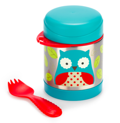 Zoo Insulated Food Jar Owl