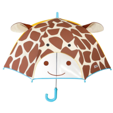 Little Kid Zoobrella Giraffe
