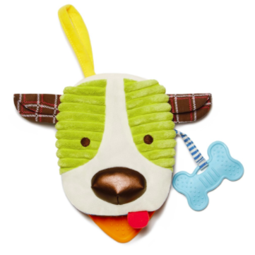 Bandana Buddies Baby Puppet Book Dog