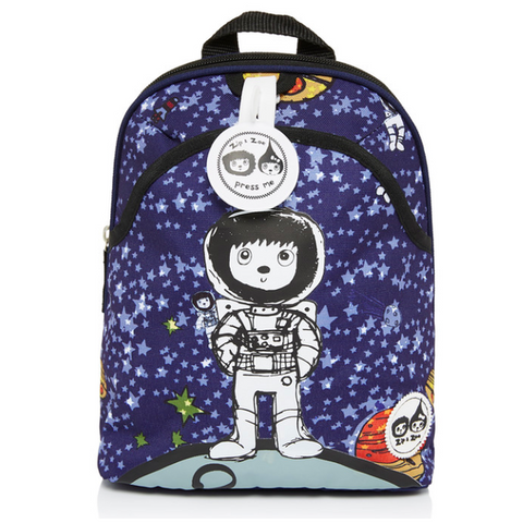 Spaceman Mini Backpack with Reins