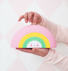 Rainbow Money Box
