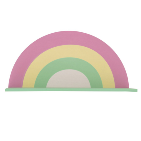 Rainbow Shelf