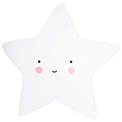Mini Star Light White