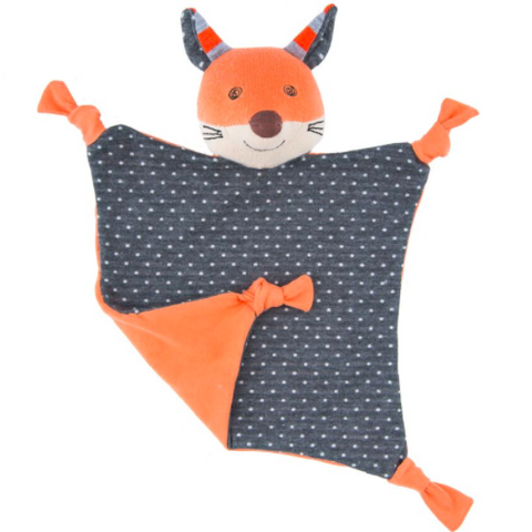 Frenchie Fox Blankie