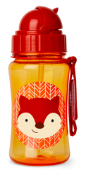 Zoo Straw Bottle Fox