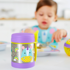 Zoo Insulated Food Jar Unicorn