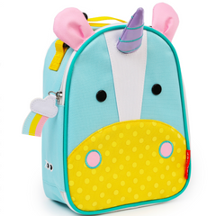 Zoo Lunchie Insulated Lunch Bag Unicorn