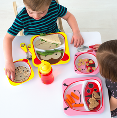 Zoo Tabletop Melamine Set Monkey