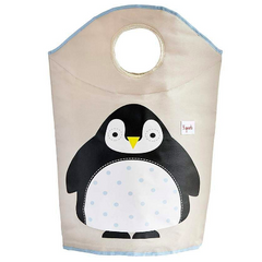 Laundry Hamper Penguin