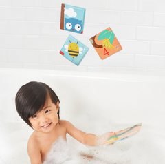 Zoo Count & Play Bath Puzzle