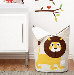Laundry Hamper Lion