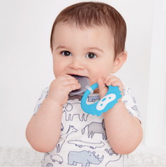 Explore & More Soothing Teether Hedgehog