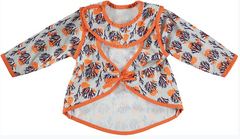 Pop-in Coverall Bib Ffion & Mr Fox (6-18months)