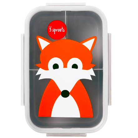 Bento Lunch Box Fox