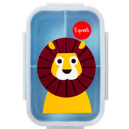 Bento Lunch Box Lion