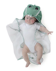 Crocodile Bath Towel