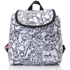Colour & Wash Backpack - Dino