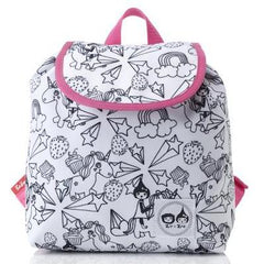 Colour & Wash Backpack - Unicorn