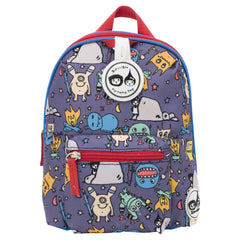 Monster Mini Backpack with Reins