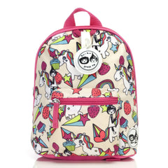 Unicorn Mini Backpack with Reins