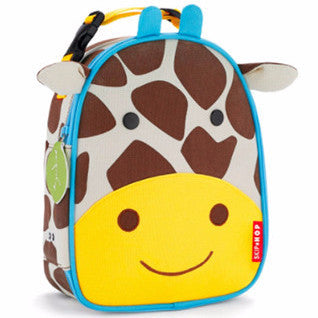 Zoo Lunchie Insulated Lunch Bag Giraffe