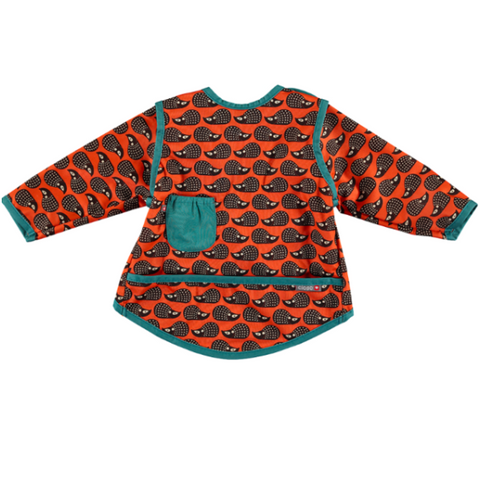 Pop-in Coverall Bib Hedgehog (6-18months)