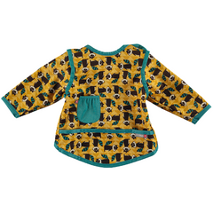 Pop-in Coverall Bib Raccoon (18-36months)