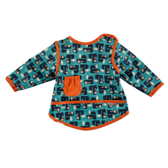 Pop-in Coverall Bib Squirrel (18-36months)