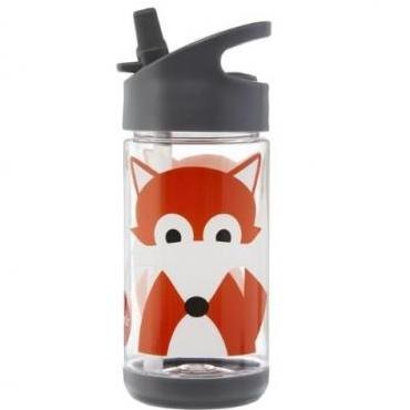 Water Bottle Fox