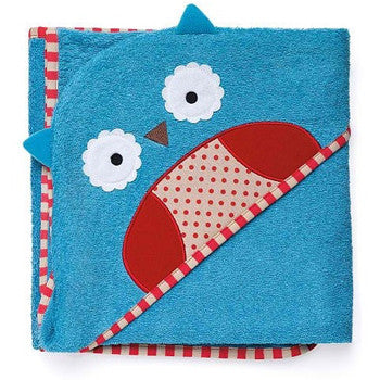 Zoo Hooded Towel Owl