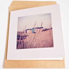 Southwold greetings card / Birthday card + envelope at Kabinshop .