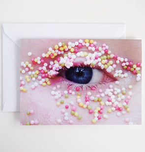 Sweetie eye card