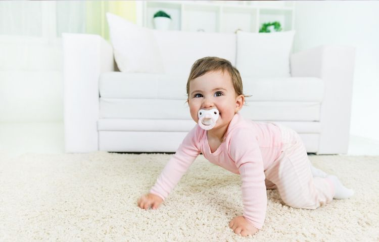 baby proofing your home,
