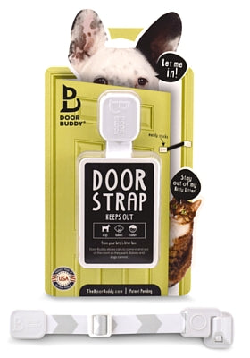 Door Buddy | Keeps Dogs Out Of The Cat's Litter Box!