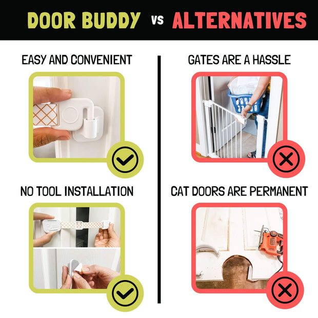 door latches baby proof