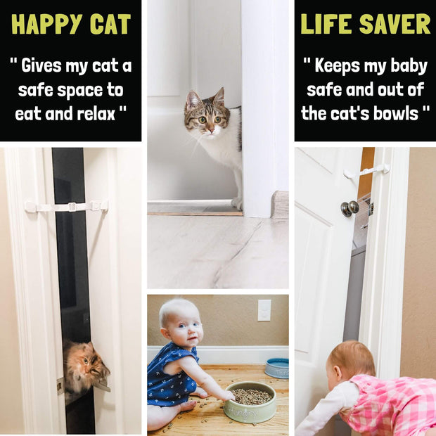 baby proofing door strap