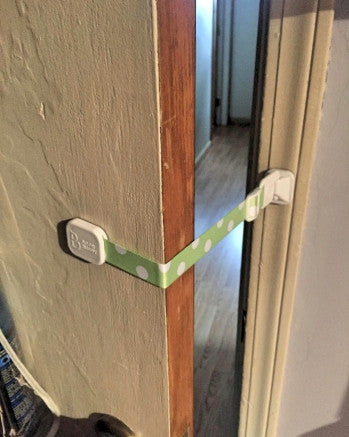 Door Buddy is super cute, easy to install, works