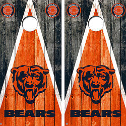 Chicago Bears Triangle