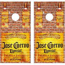 Jose Cuervo Brick Wall